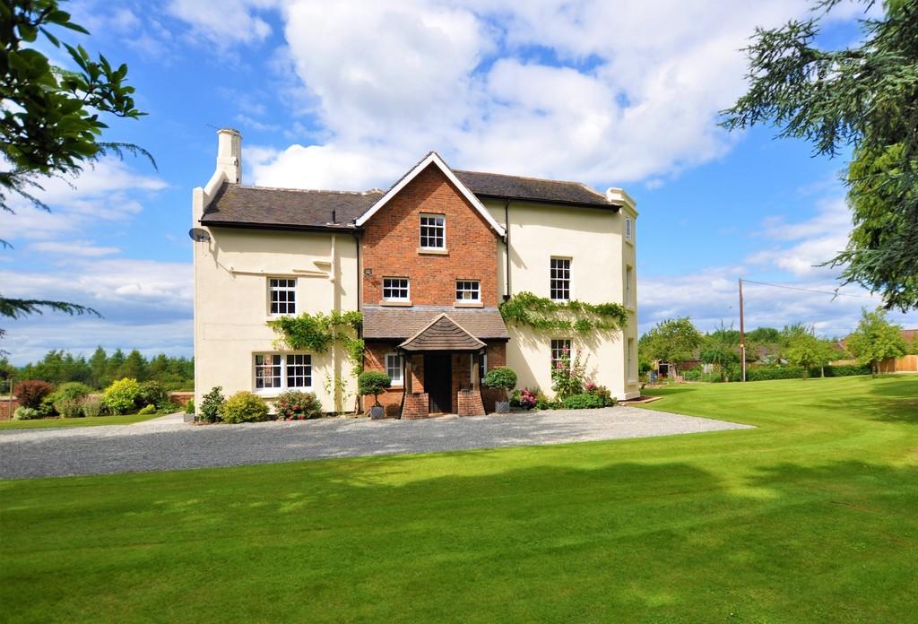 Park Farmhouse, Grangewood, Derbyshire